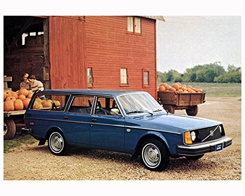 1978 Volvo 245 Automobile Photo Poster from AutoLit