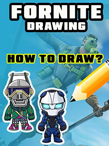how to draw fortnite items characters awesome drawing step by step by - how to draw fortnite