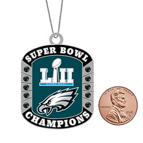 Final Touch Gifts Philadelphia Eagles Christmas Ornament