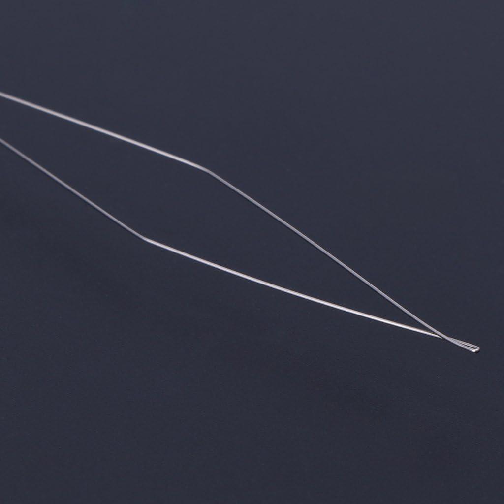 FXCO Fliegenfischen Bindewerkzeug Kupfer Edelstahl Bodkin Draht Tackle Tyer Bindewerkzeug Zubeh/ör