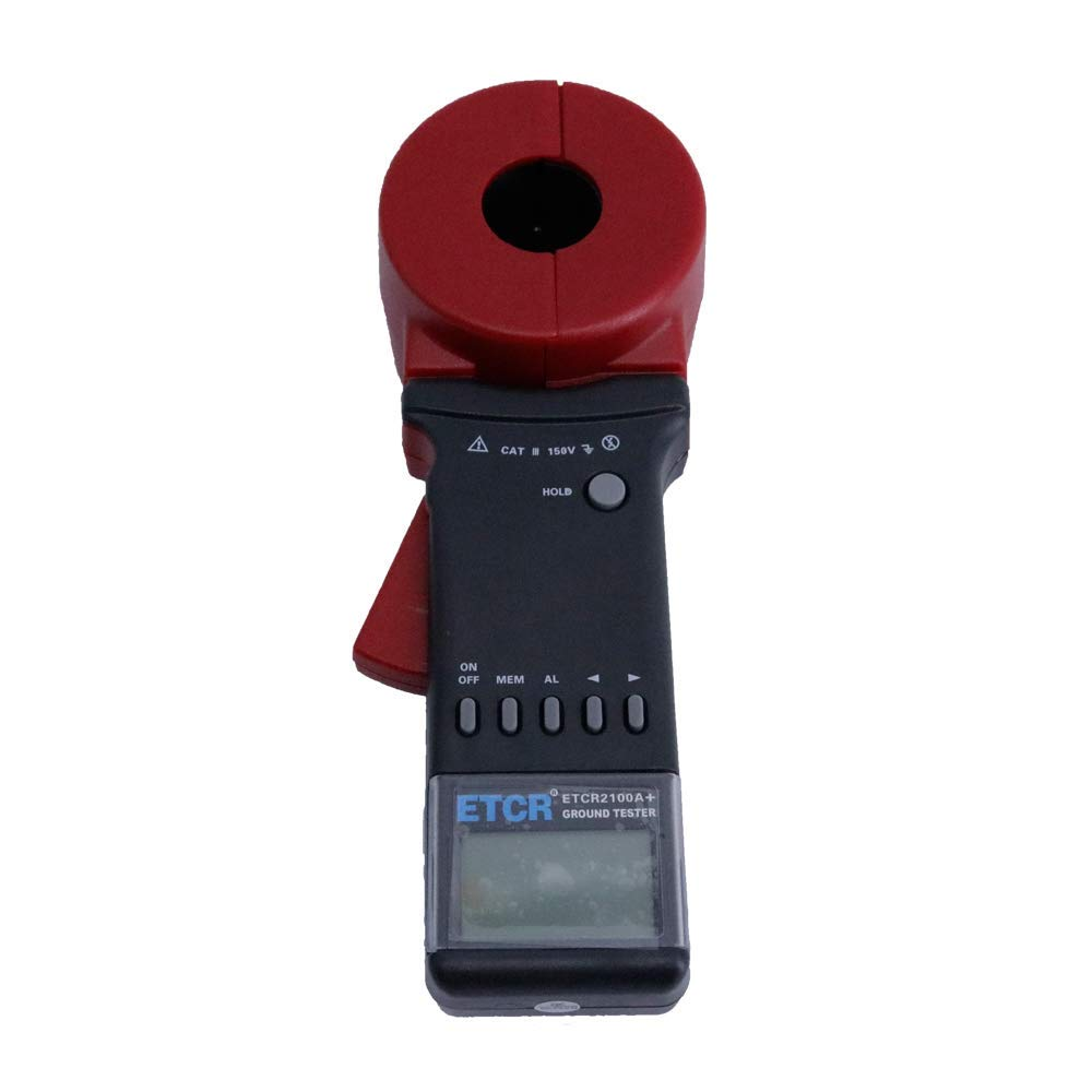 Amazon.com: VTSYIQI Medidor de abrazadera digital de ...