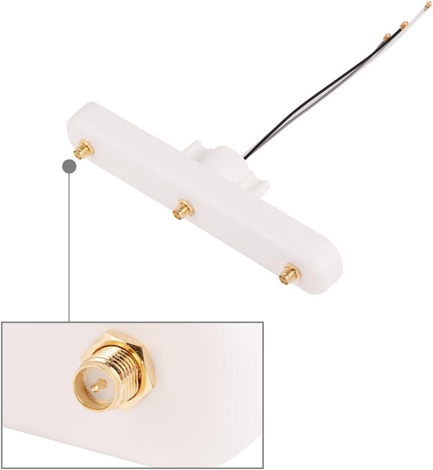 elegantstunning Emorefun Kit dextension de Signal Wi-FI Standard pour DJI Phantom 3 10 Dbi Omni