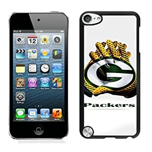 Green Bay Packers 2 Black Unique Hard Ipod Touch 5th Generation Phone Case