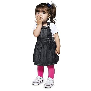 b1d5a0d964 Meia Calça Lobinha Baby - Microfibra - Fio 80 (Infantil)  Amazon.com ...