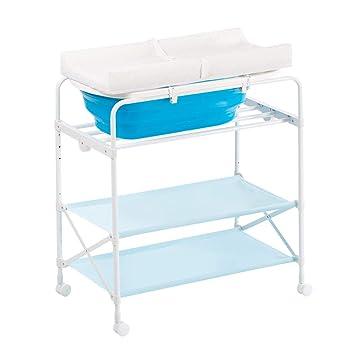 Table à Langer, Table à Langer Pliable pour bébé avec ...