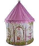 yezi Kids Tente Seriesキッズプレイテント 子供 MON JARDIN TENTEハウス テント 室内 キッズテント 形が 可愛い キッズ (紫)