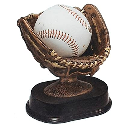 Amazon.com   Baseball Holder Trophy with 3 lines of custom text ... d76d3c5bbeff