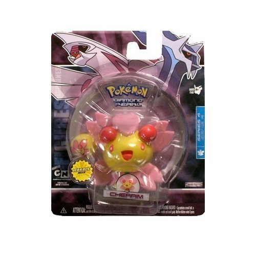Pokemon: Diamond And Pearl Series 4 Basic Cherrim Action Figure