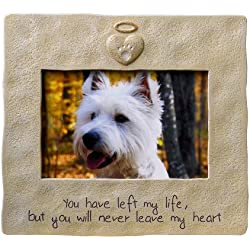 Dog Memorial Photo Frames Great Gifts For Dog Lovers