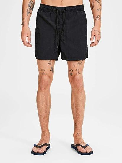Jack /& Jones Jjisunset Swim Shorts AKM Noos Homme