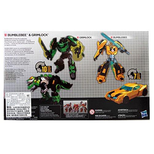 Transformers Platinum RID Grimlock and Bumblebee - Exclusive