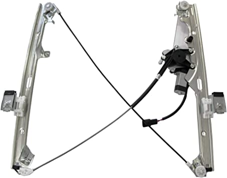 Front Driver Side Window Regulator w//Motor for 2003 Chevy Silverado 1500 HD