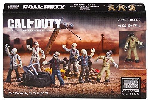 Mega Bloks Call of Duty Zombies - Mega Blocks Duty Small Of Call