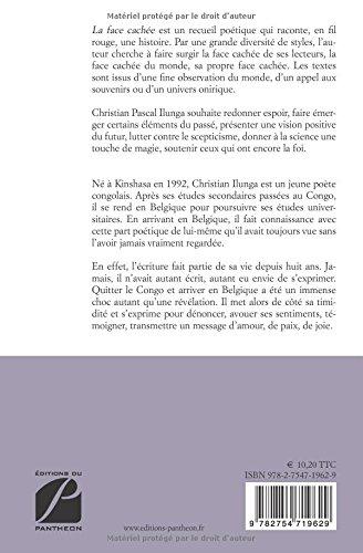 Amazonfr La Face Cachée Christian Pascal Ilunga Livres