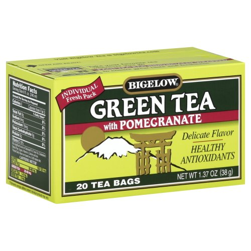 Eternity Moment Pomegranate (Green with Pomegranate Tea (Pack of 6))