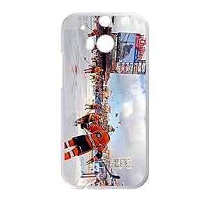 Philadelphia Flyers HTC M8 case