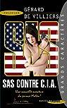 SAS, tome 2 : SAS contre CIA par Villiers