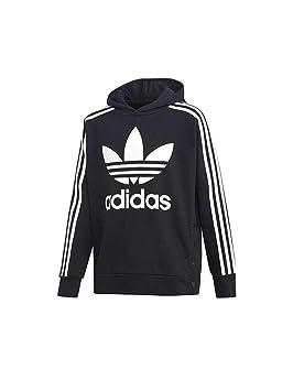Adidas J Adibreak Top Sudadera, Niños, Negro/Blanco, 134 (8/9 años): Amazon.es: Deportes y aire libre