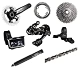 Shimano XTR 9050 Di2 170mm Complete Groupset