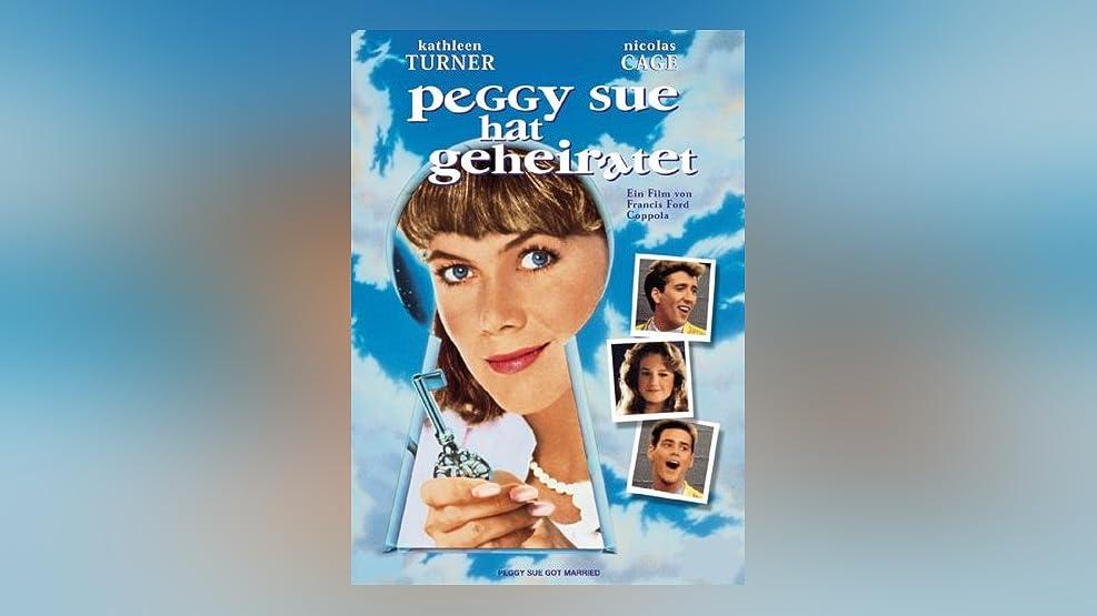 Peggy Sue hat geheiratet