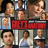 Grey's Anatomy : 2007 Wall Calendar
