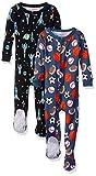 Carter's Boys' 2-Pack Cotton Pajamas