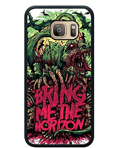 Price comparison product image Generic S7 TPU Case, Bring Me The Horizon Black Phone Case For Samsung Galaxy S7
