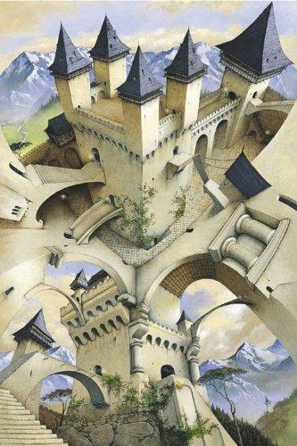 Studio B Castle Illusion Poster