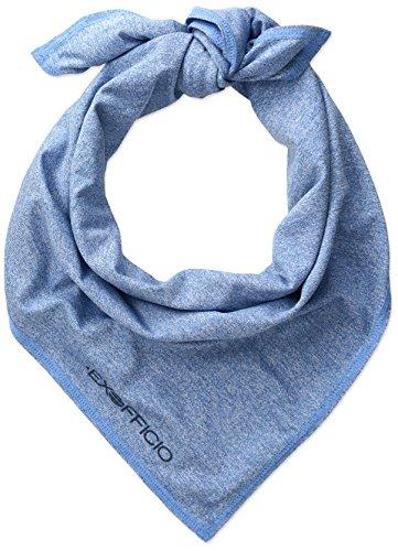 ExOfficio BugsAway Sol Cool Knit Bandana, Deep Water, ONE