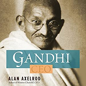 Gandhi CEO | Livre audio
