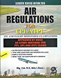 Air Regulations For CPL/ATPL, 11th Revised Edition 2018