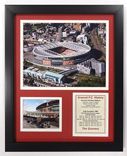 Arsenal Stadium - Arsenal F.C. - Emirates Stadium Framed 12