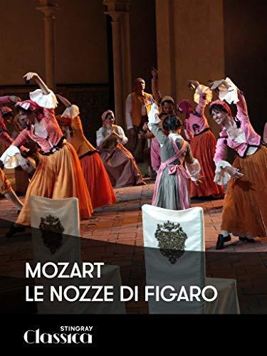 Mozart - Le nozze di Figaro (Curtains Marina)