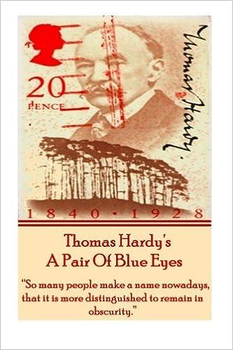 b3d85a4a91f8 Thomas Hardy s A Pair Of Blue Eyes