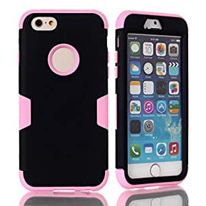 iPhone 6C case,iPhone 6C case,iPhone 6C hard cover case,Thinkcase Cute design 3in1 hard hybrid case cover for iPhone 6C 4.7 inch Case cover