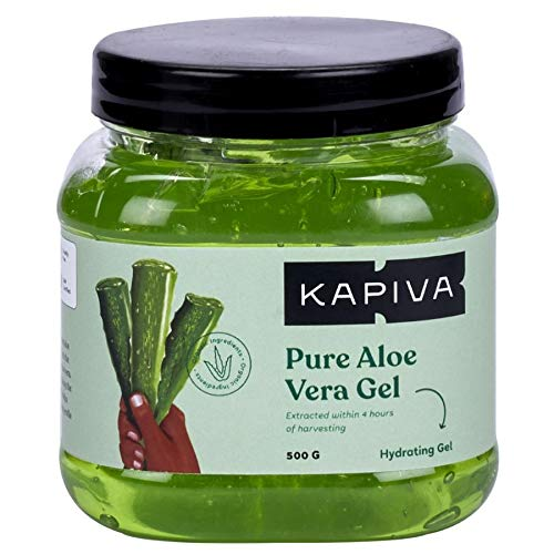 how does aloe vera help for natural skin