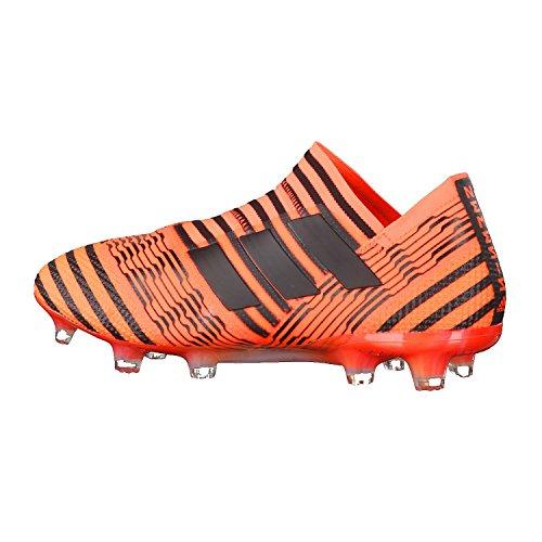 adidas Nemeziz 17+ 360agility FG, Scarpe Sportive Uomo Arancione (Narsol/Negbas/Negbas)