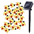 Toodour Solar Bee Lights 30 LED