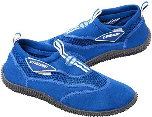 Cressi Reef Unisex Premium Wassersportschuhe Royal Blau