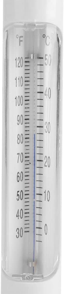 ZJchao Floating Thermometer,Large Floating Thermometer for Outdoor /& Indoor Swimming Pools Spas Hot Tubs Fish Ponds ℃ /& ℉ for Outdoor /& Indoor Swimming Pools,Spas,Hot Tubs,Jacuzzis