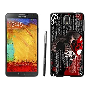 Five Finger Death Punch Black Cool Photo Custom Samsung Galaxy Note 3 Phone Case