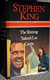 stephen king the shining salems lot night shift carrie by stephen king 1988 03 08