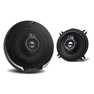 "2) New Kenwood KFC-1395PS 5.25"" 320 Watt 3-Way Car Audio Coaxial Speakers Stereo"