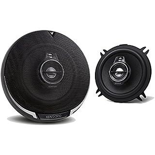 Discount Kenwood KFC-1395PS 5-1/4' Round 3-Way Speakers - Pair