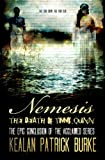 Front cover for the book Nemesis by Kealan Patrick Burke