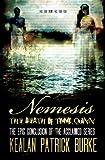 Nemesis by Kealan Patrick Burke front cover
