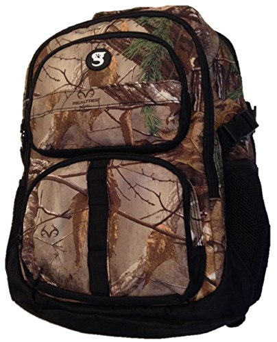 Gecko brands Real tree Camo Compartment Backpack