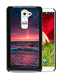 Red Sea Sunset Durable High Quality LG G2 Phone Case