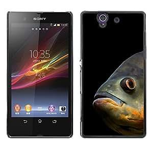 - DIVING BLACK FISH SCUBA UNDERWATER SEA - - Monedero pared Design Premium cuero del tir???¡¯???€????€?????n magn???¡¯&