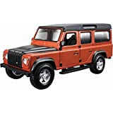 Land Rover Defender 110 1:32 Scale Diecast Model Easy To Assemble Jeep Kids Toy